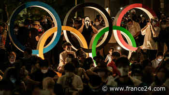 New coronavirus scare causes jitters on eve of Tokyo Olympics athletics - FRANCE 24
