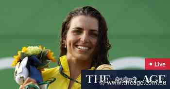 Tokyo Olympics LIVE updates: Jess Fox wins gold; Australian athletics team cleared after COVID scare but three athletes face restrictions; Stubblety-Cook claims gold, Chalmers silver, women's relay team stunned