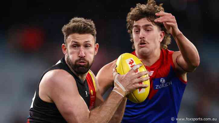 AFL Round 20 Teams: Bombers axe leading goal-kicker, Dees drop a veteran
