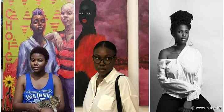 3 Nigerian artists speak on their works in a Vogue feature