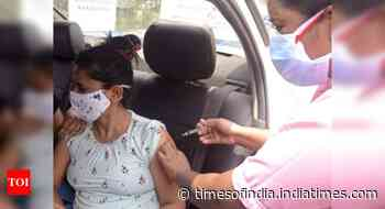 Coronavirus live updates: More than 47.48 crore vaccine doses provided to States/UTs, says govt - Times of India