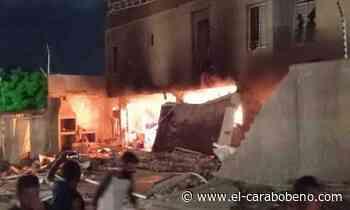 Dos heridos dejó explosión en una vivienda en Maracaibo - El Carabobeño