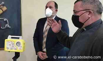 El Papa dona dos respiradores mecánicos al hospital Madre Rafols de Maracaibo - El Carabobeño