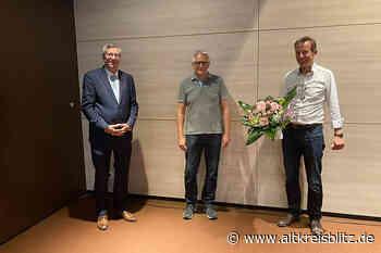 Holger Staab ist neuer Vorsitzender der TSV Burgdorf - AltkreisBlitz
