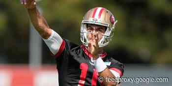 Jimmy Garoppolo feels 'fortunate' to have 49ers' coaching staff