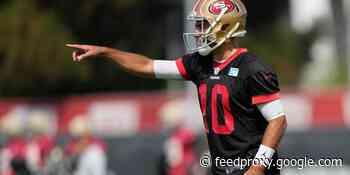 Jimmy Garoppolo's newfound fiery attitude evident with 49ers