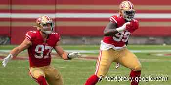 49ers' Javon Kinlaw suffers minor setback in knee injury recovery