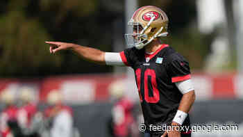 Analyzing Day 1 of the 49ers Quarterback Competition