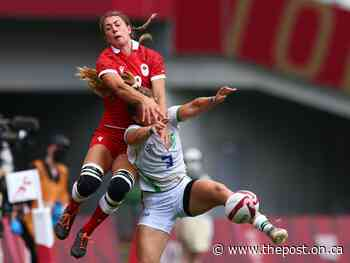 Canadian women's rugby Olympic medal chase off to a flying start - The Post - Ontario