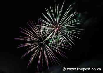 Fireworks shows planned for Wiarton, Sauble Beach Saturday - The Post - Ontario