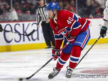 Canadiens sign Joel Armia to four-year contract - The Post - Ontario