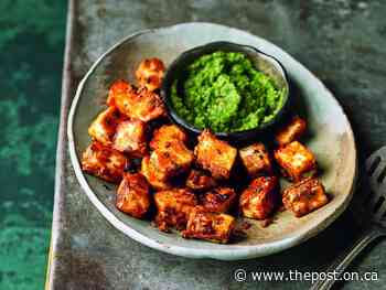 Cook this: Crispy paneer cubes from Chetna's 30 Minute Indian - The Post - Ontario