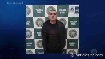 Polícia prende suspeito de planejar assaltos a joalherias no Rio de Janeiro - HORA 7