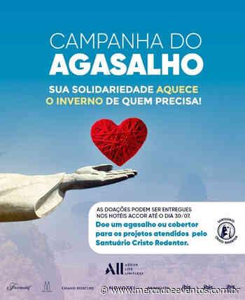 Accor lança campanha do agasalho no Rio de Janeiro - Mercado & Eventos