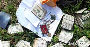 Detenidos con más de $16 Mil en colonia Guayacán de Soyapango - Solo Noticias
