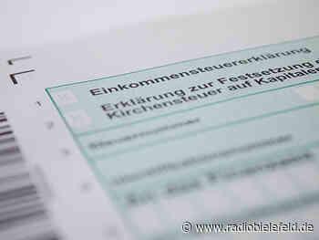 Mehr Zeit für die Steuererklärung in Bielefeld - Radio Bielefeld
