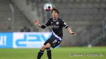 Bielefeld: Masaya Okugawa unterschreibt bei Arminia - t-online