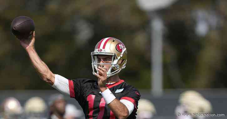 Golden Nuggets: All eyes on Garoppolo and Lance after the 49ers first practice