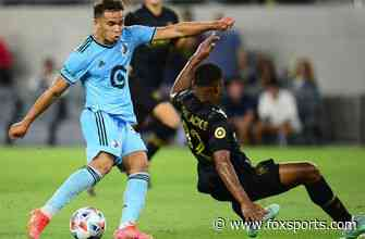 Minnesota United steals a point from LAFC with an extra-time goal to force 2-2 draw