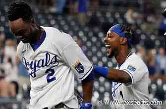 Royals walk-off White Sox on RBI single by Michael Taylor, 3-2
