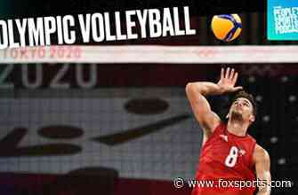 Mark Titus on Olympic volleyball, 'the whole sport is trying to dunk on each other for two hours'