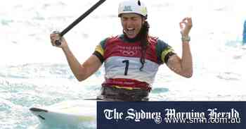 'I've thrown up but it's fine': Fox's nervous battle before gold run