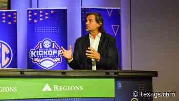 Tuesday Update: Liucci reflects on Sankey's statement, Monday BoR meeting - TexAgs