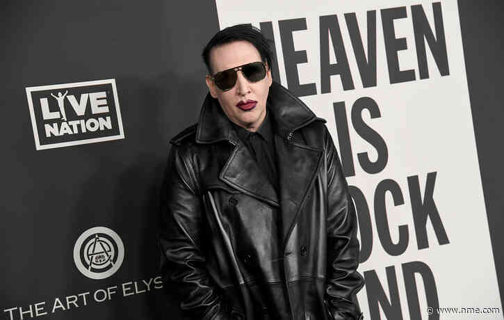 """Marilyn Manson says assault allegations are """"co-ordinated attack"""" against him"""
