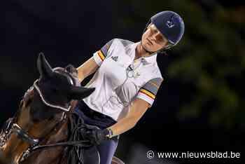 Buitenbeentje op de Spelen: Lara de Liedekerke de Pailhe, de... - Het Nieuwsblad