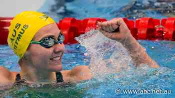 Live: Ariarne Titmus hits the water again as 800m heats kick off evening program