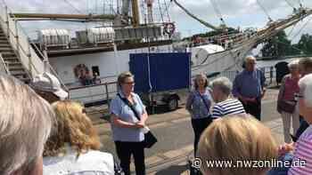 Erster Ausflug nach Corona: Senioren-Union Edewecht auf Stadtrundgang - Nordwest-Zeitung