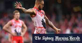 Rebuilding Buddy during shocker season launched Swans revival