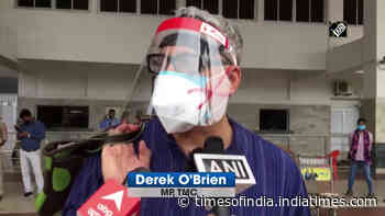 'Modi & Shah only know to bully':  Derek O'Brien on detention of I-PAC team in Tripura