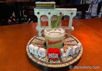 Bar na Lapa lança drinks em homenagem aos Arcos e à cultura pop - Diário do Rio de Janeiro