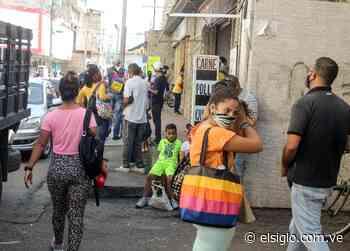 Actividad comercial transcurre con normalidad en Cagua elsiglocomve - Diario El Siglo