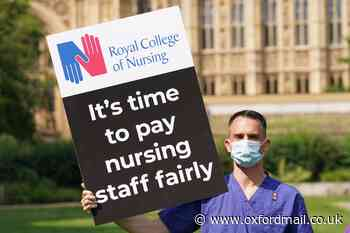 This is what the average nurse salary gets you in Oxford