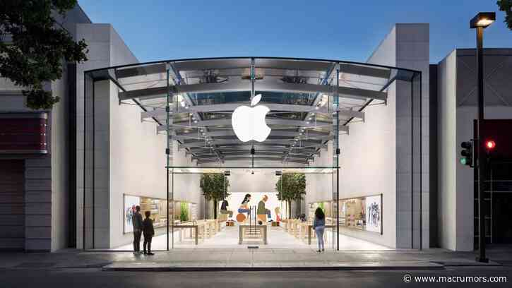 Many U.S. Apple Retail Stores Again Require Customers to Wear Masks
