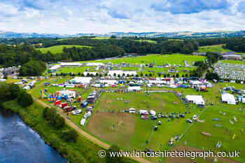 Ribble Valley MP: Royal Lancs show ' a milestone of normality'