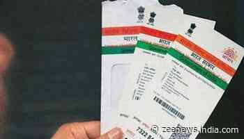 Big Relief: eAadhaar and mAadhaar are acceptable as proof of identity; tweets UIDAI