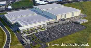Plans submitted for £450m electric vehicle gigafactory at IAMP