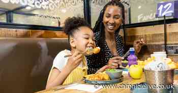 Children eat free at Morrisons throughout summer holidays