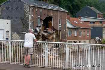 Na het noodweer: psychologenteams overal in Wallonië op de been