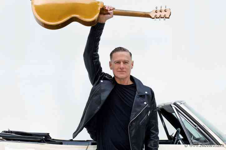 Bryan Adams Signs Global Deal With BMG