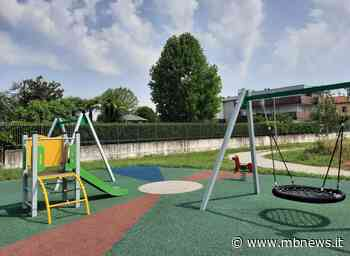Usmate Velate, giochi inclusivi: terminati i lavori al Parco Borgia e in via Manara - MBnews
