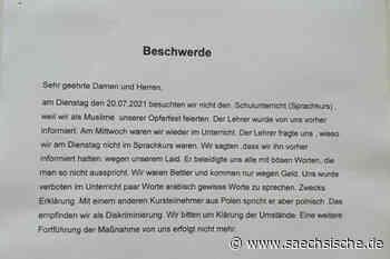 Hoyerswerda: Konfrontation im Deutsch-Unterricht - Sächsische.de