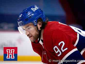 Drouin's return to Canadiens marked by uncertainty | HI/O Bonus