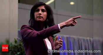 May need fiscal stimulus for weaker households, SMEs: Gita Gopinath