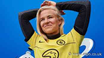 Chelsea and Man City release bright, shiny new away kits