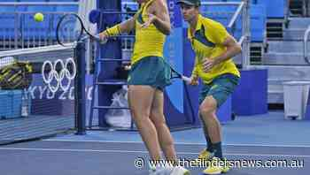 Barty, Peers into mixed Games semis - The Flinders News