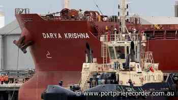WA bulk carrier crew to enter quarantine - The Recorder